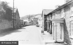 Penybontfawr, The Village c.1960
