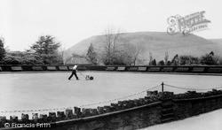 Penygraig, The Bowling Green c.1955