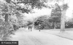 Penygraig, The Park c.1955
