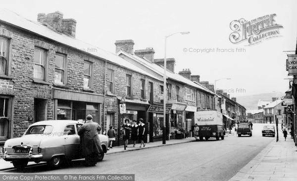 Photo of Penygraig, Tylacelyn Road 1963