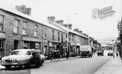 Penygraig, Tylacelyn Road 1963