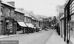 Penygraig, Tylacelyn Road c.1955