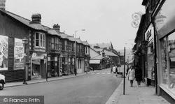 Penygraig, Tylacelyn Road c.1960