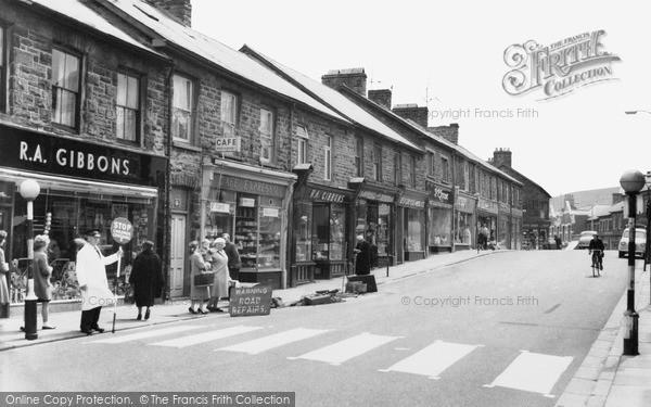 Penygraig, Tylacelyn Road c1955