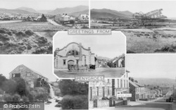 Penygroes, Composite c.1955