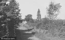 Penygroes, Cwmcoch 1937