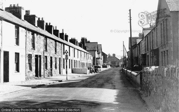 Photo of Penygroes, High Street c.1955