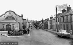 Penygroes, Snowdon Street c.1960