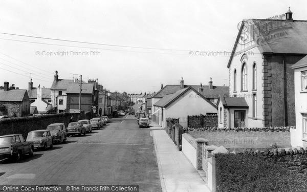 Photo of Penygroes, Snowdon Street c.1965