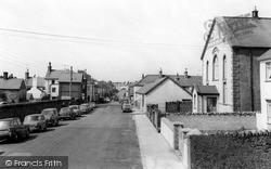 Penygroes, Snowdon Street c.1965