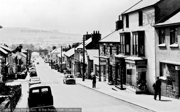 Photo of Penygroes, Water Street c.1965