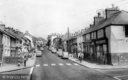 Penygroes, Water Street c.1965