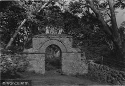 Penysarn, Llanwenllwyfo Old Church c.1950