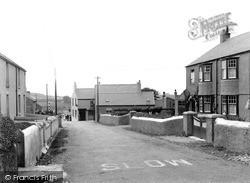 Penysarn, Marina Terrace c.1950