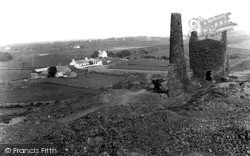The Ancient Copper Mines c.1950, Penysarn