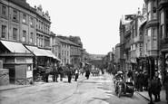 Penzance, Market Jew Street 1920