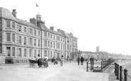 Penzance, the Queen's Hotel 1897