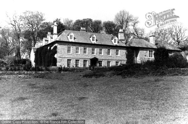 Photo of Penzance, Trereife House c1955, ref. P40086