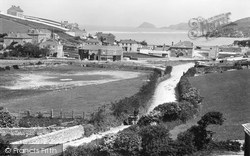 Perranporth, And Penhale Point 1893