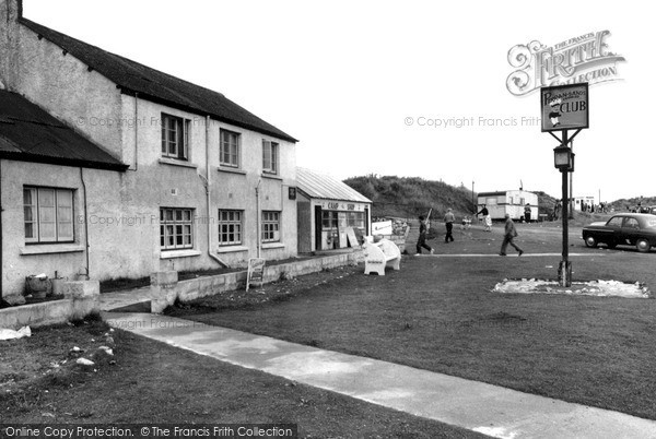 Perranporth, Perran Sands Holiday Camp c1960.  (Neg. P43074)  © Copyright The Francis Frith Collection 2008. http://www.frithphotos.com