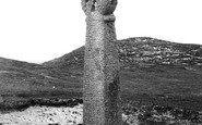 Perranporth, The Cross Near The Buried Church 1893