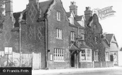 Boar's Head Inn, Aldridge Road 1934, Perry Barr