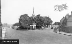Christ Church, Aldridge Road Junction 1933, Perry Barr