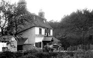 Perry Wood, the Rose and Crown 1903