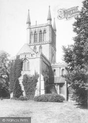 Pershore, Abbey 1904