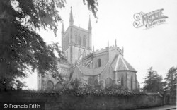 Pershore, Abbey 1931