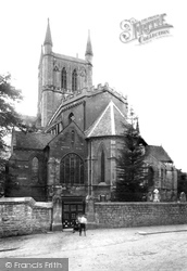 Abbey Church 1904, Pershore