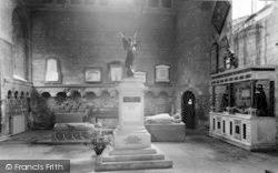 Pershore, Abbey, The Transept c.1950