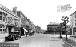 Pershore, Bridge Street 1931