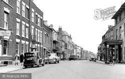 Pershore, Bridge Street c.1950