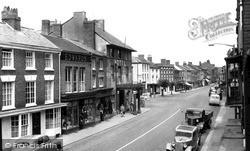 Pershore, Bridge Street c.1955