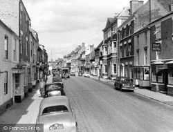 Pershore, Bridge Street c.1960