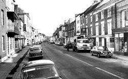 Pershore, Bridge Street c.1965
