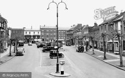 Pershore, Broad Street c.1950