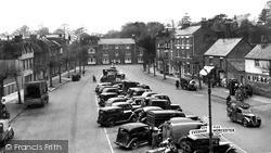 Pershore, Broad Street c.1955