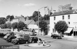 Pershore, Broad Street c.1960