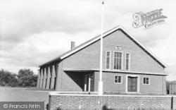 Pershore, Catholic Church c.1965