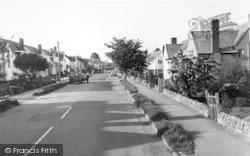 Pershore, Cherry Orchard c.1965