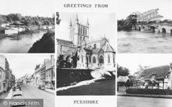 Pershore, Composite c.1960