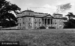 Pershore, Croome Court 1955