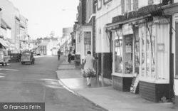 Pershore, High Street c.1960