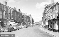Pershore, High Street c.1965