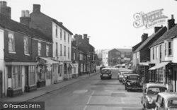 Pershore, Main Street c.1965