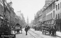 High Street West 1899, Perth