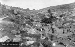 Coombe 1906, Peter Tavy