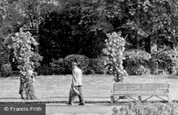 Bishops Gardens c.1955, Peterborough